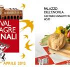 Festival delle sagre invernali. Asti, 17 febbraio-1 aprile