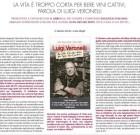 Bella intervista su Punto Magazine