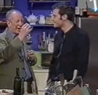 Veronelli ospite a Kitchen (anno 2000)