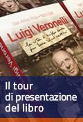 Tour del libro Luigi Veronelli