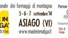 Asiago pronta per Made in malga