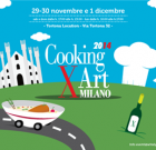 Cooking for art Milano 2014