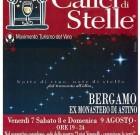 Calici di stelle ad Astino. 7-8-9 agosto